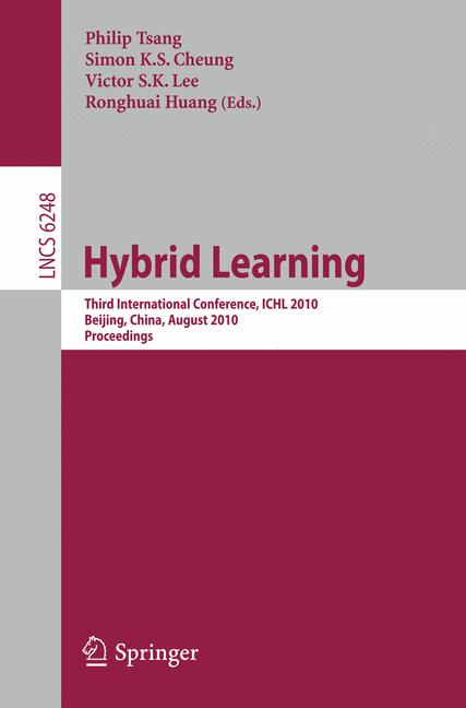 Cover of 'Hybrid Learning'