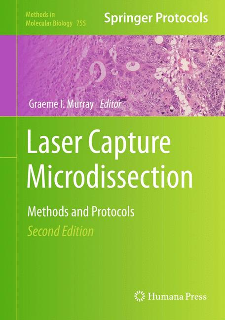 Cover of 'Laser Capture Microdissection'