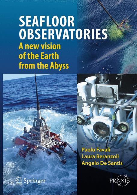Cover of 'SEAFLOOR OBSERVATORIES'