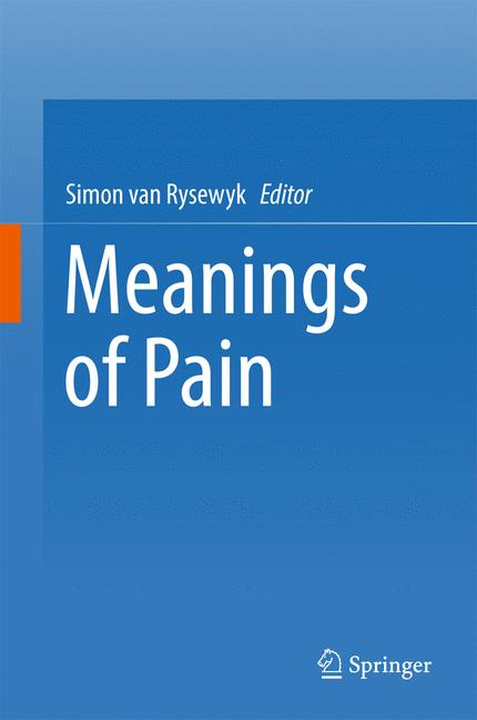 Cover of 'Meanings of Pain'