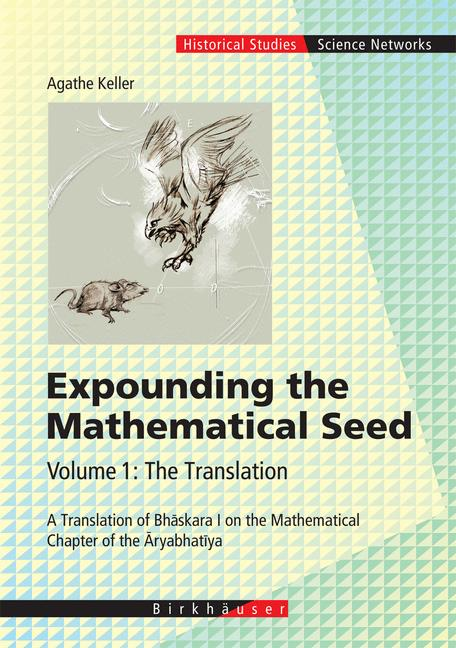 Cover of 'Expounding the Mathematical Seed, Volume 1: The Translation'