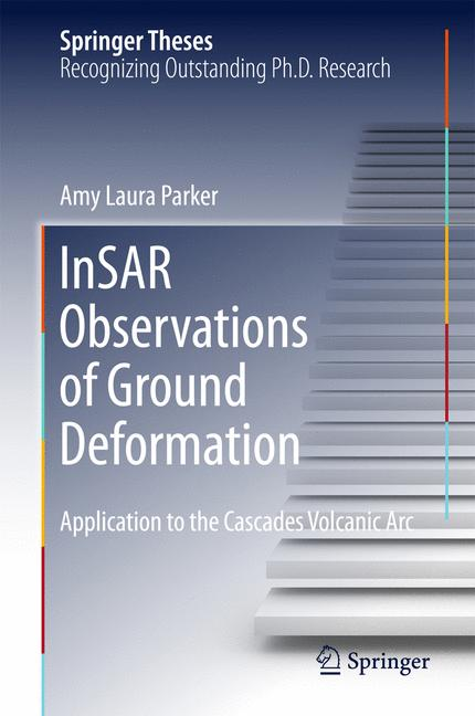 Cover of 'InSAR Observations of Ground Deformation'