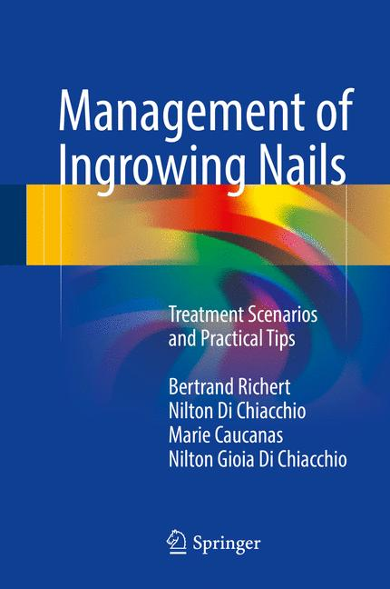 Cover of 'Management of Ingrowing Nails'