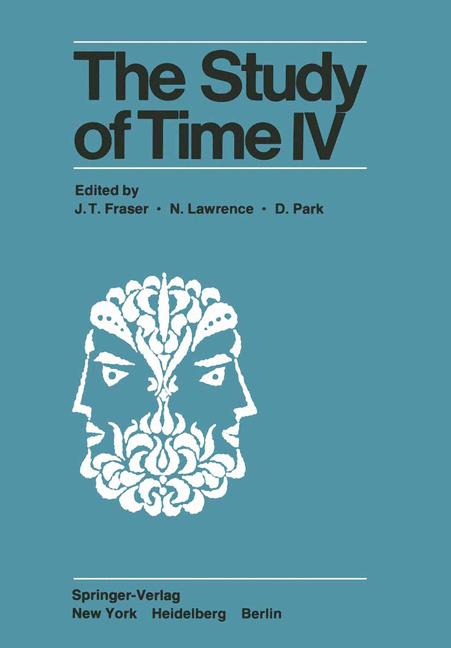 Cover of 'The Study of Time IV'