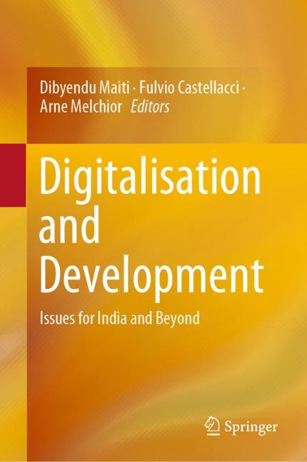 Cover of 'Digitalisation and Development'