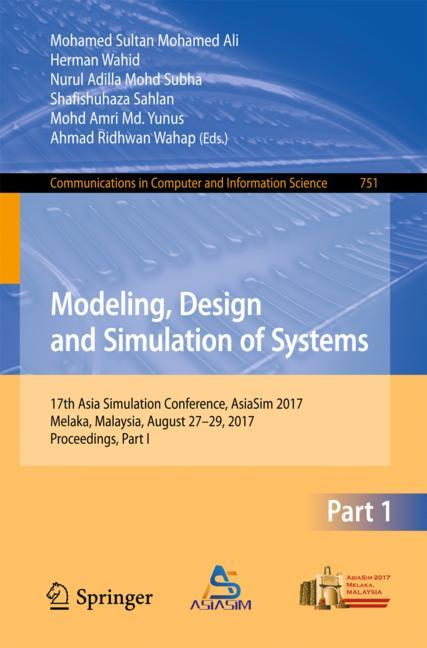 Cover of 'Modeling, Design and Simulation of Systems'