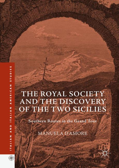 Cover of 'The Royal Society and the Discovery of the Two Sicilies'