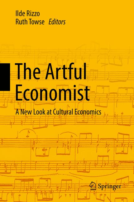 Cover of 'The Artful Economist'