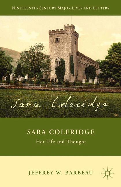 Cover of 'Sara Coleridge'