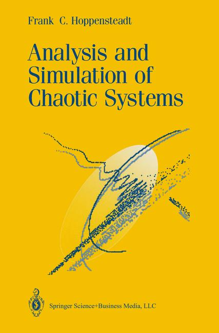 Cover of 'Analysis and Simulation of Chaotic Systems'