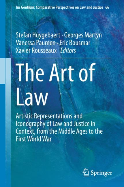Cover of 'The Art of Law'