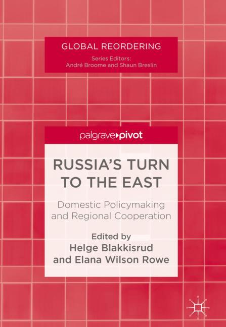 Cover of 'Russia's Turn to the East'
