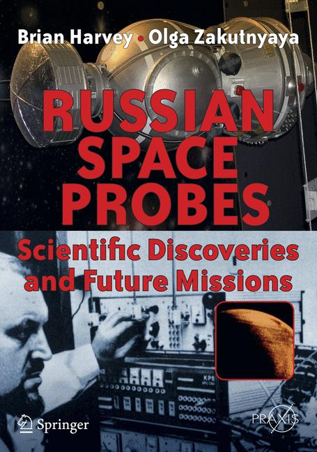 Cover of 'Russian Space Probes'
