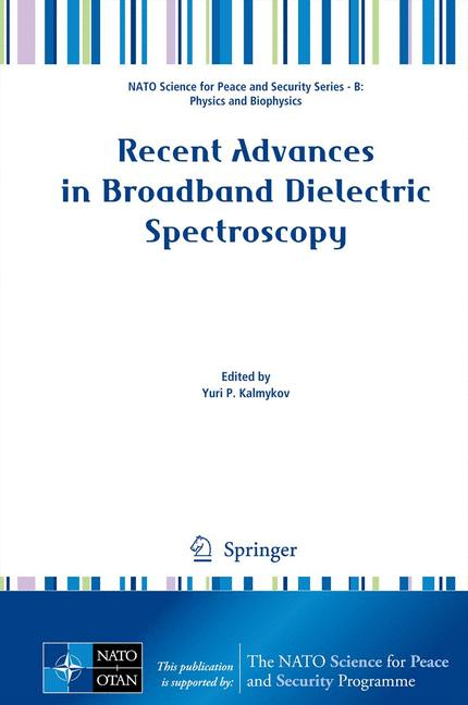 Cover of 'Recent Advances in Broadband Dielectric Spectroscopy'