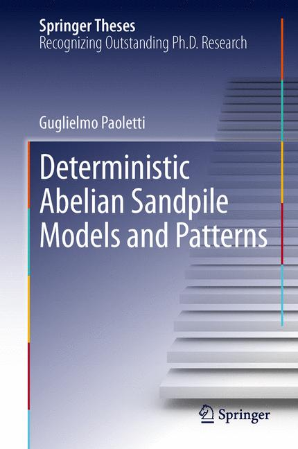 Cover of 'Deterministic Abelian Sandpile Models and Patterns'
