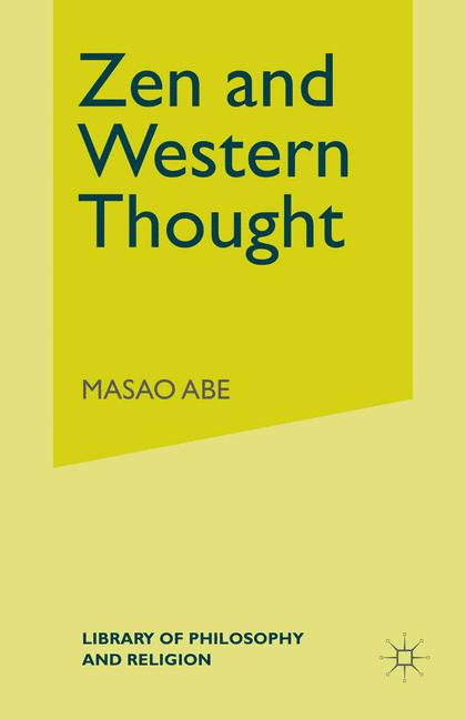Cover of 'Zen and Western Thought'