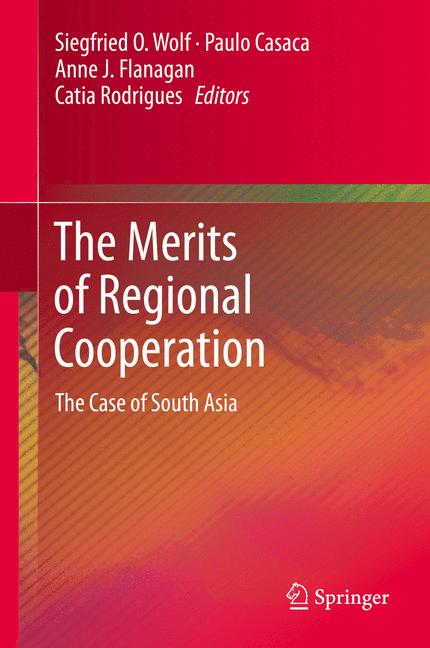Cover of 'The Merits of Regional Cooperation'