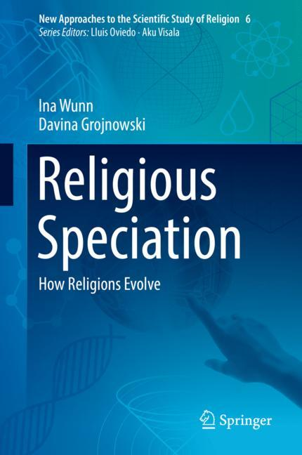Cover of 'Religious Speciation'