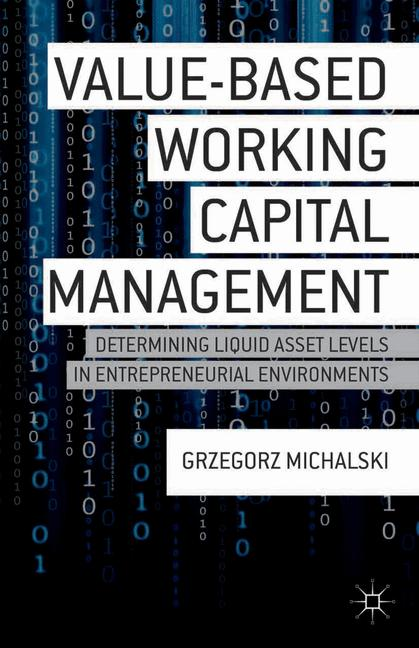 Cover of 'Value-Based Working Capital Management'