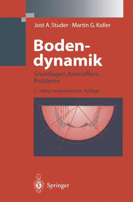 Cover of 'Bodendynamik'