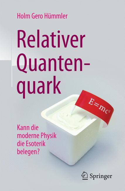 Cover of 'Relativer Quantenquark'