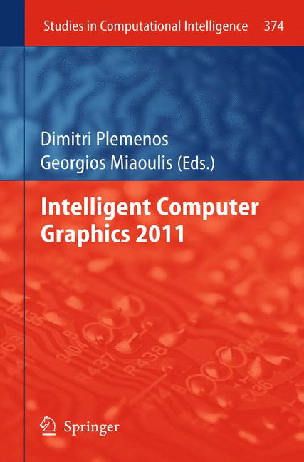 Cover of 'Intelligent Computer Graphics 2011'