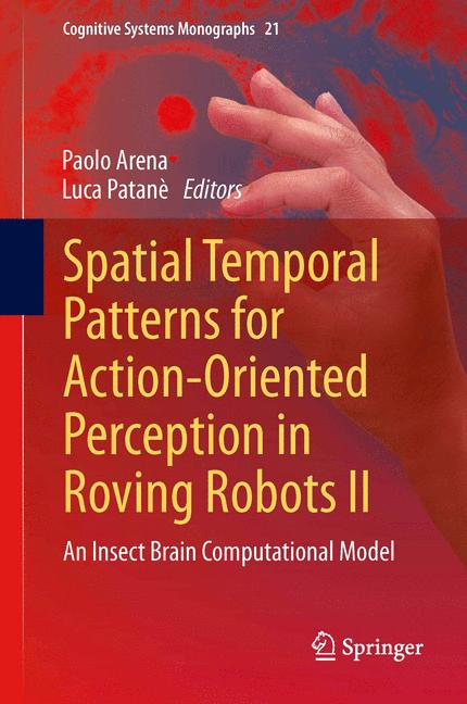 Cover of 'Spatial Temporal Patterns for Action-Oriented Perception in Roving Robots II'