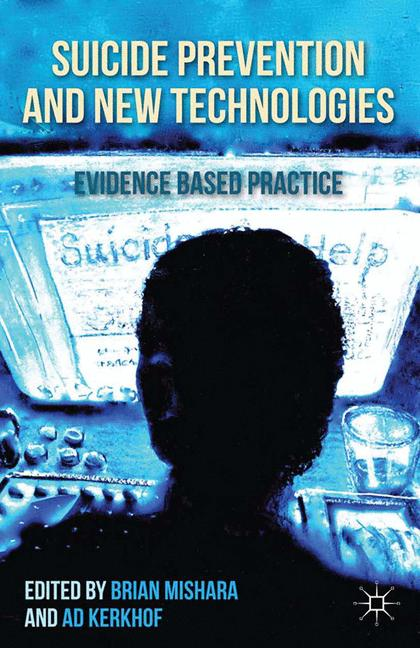 Cover of 'Suicide Prevention and New Technologies'