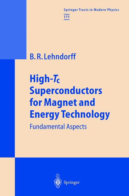 Cover of 'High-Tc superconductors for magnet and energy technology : fundamental aspects'