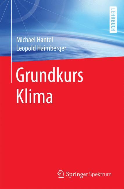 Cover of 'Grundkurs Klima'