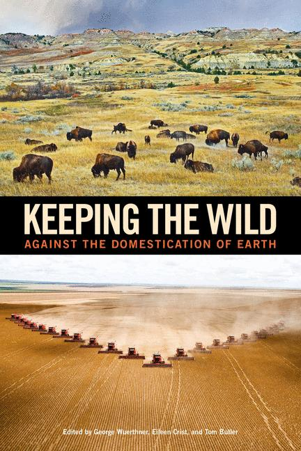 Cover of 'Keeping the Wild'