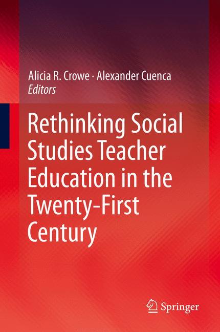 Cover of 'Rethinking Social Studies Teacher Education in the Twenty-First Century'