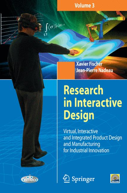 Cover of 'Research in Interactive Design (Vol. 3)'