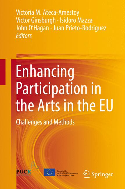 Cover of 'Enhancing Participation in the Arts in the EU'