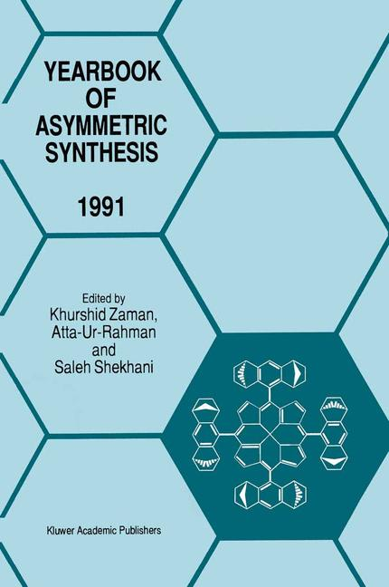 Cover of 'Yearbook of Asymmetric Synthesis 1991'