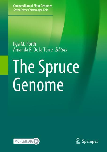 Cover of 'The Spruce Genome'