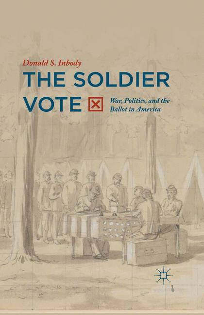 Cover of 'The Soldier Vote'