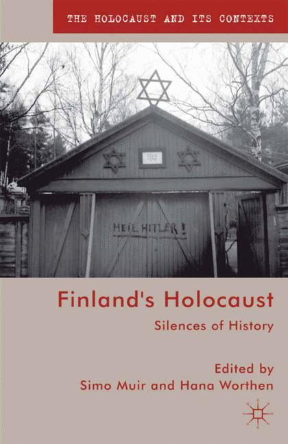 Cover of 'Finland's Holocaust'