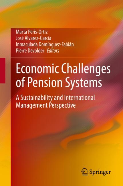 Cover of 'Economic Challenges of Pension Systems'