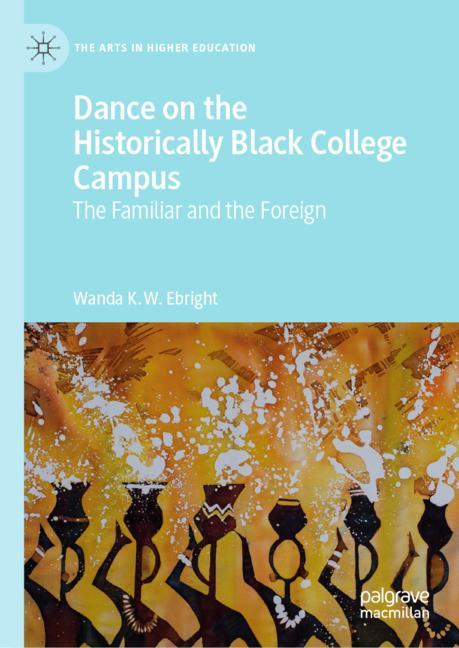 Cover of 'Dance on the Historically Black College Campus'