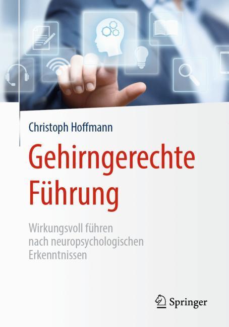 Cover of 'Gehirngerechte Führung'