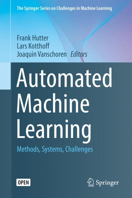 Cover of 'Automated Machine Learning'