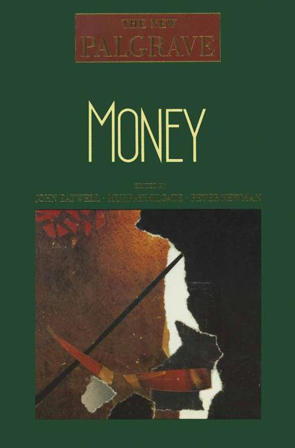 Cover of 'Money'