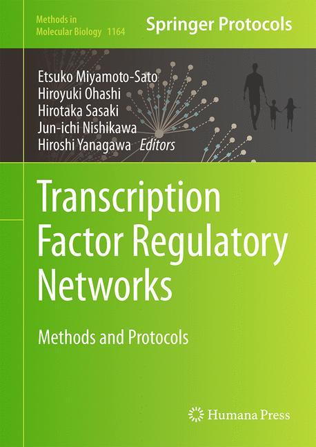 Cover of 'Transcription Factor Regulatory Networks'