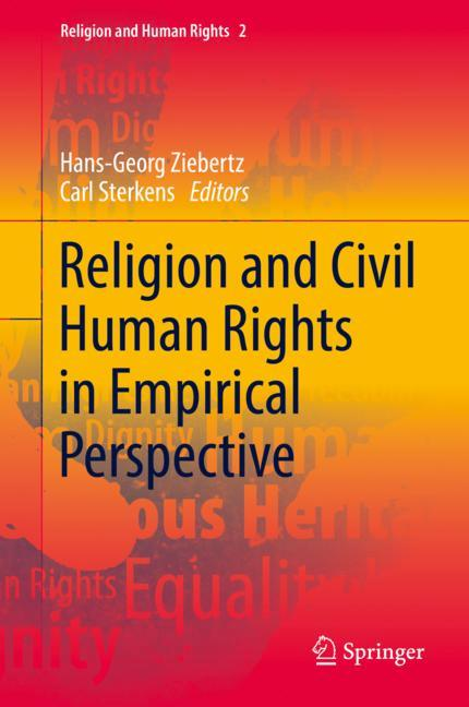 Cover of 'Religion and Civil Human Rights in Empirical Perspective'