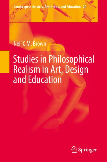 Cover of 'Studies in Philosophical Realism in Art, Design and Education'