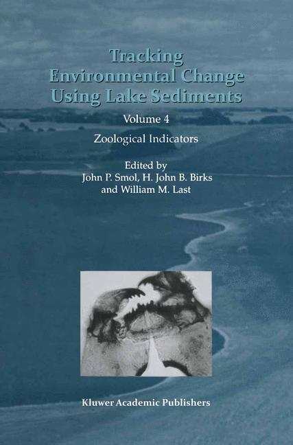 Cover of 'Tracking Environmental Change Using Lake Sediments'