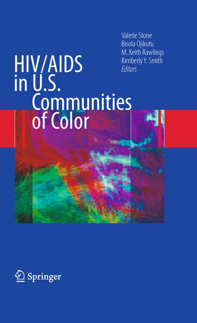 Cover of 'HIV/AIDS in U.S. Communities of Color'