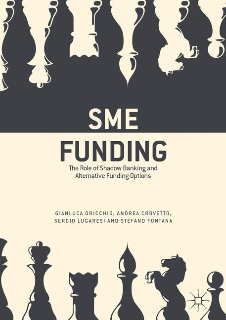 Cover of 'SME Funding'