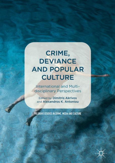 Cover of 'Crime, Deviance and Popular Culture'